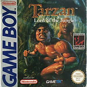 Tarzan : Lord of the Jungle sur GB