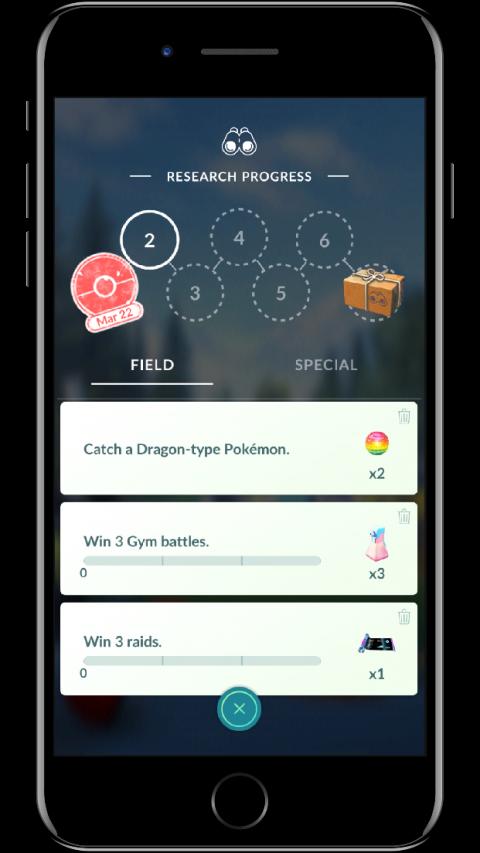 Pokémon GO : Mew et les Missions d'Étude (quêtes et scénario) débarquent ! Tout ce qu'il faut savoir