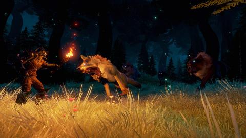 Rend, un jeu de survie par d'anciens développeurs de WoW et League of Legends