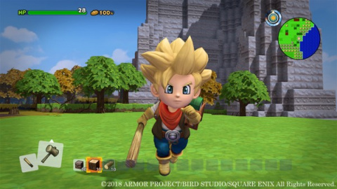 Dragon Quest Builders 2 Nintendo Switch à -50 %
