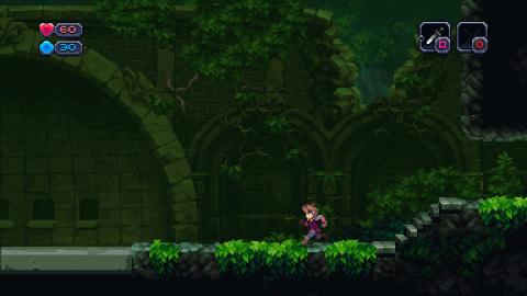Chasm : le Metroidvania sortira cet été sur PS4, Vita et PC, cinq ans après son Kickstarter