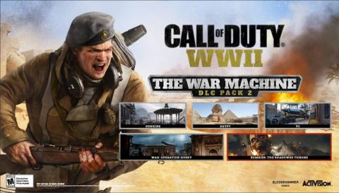 Call of Duty : WWII - The War Machine