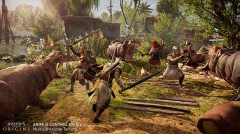 Assassin's Creed Origins : la mise à jour d'avril sous le signe de la personnalisation