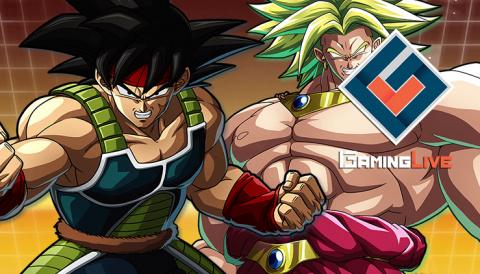 Dragon Ball FighterZ : Bardock et Broly se jettent dans l'arène