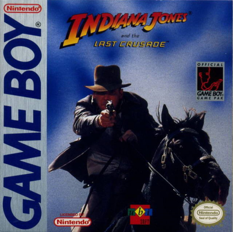 Indiana Jones and the Last Crusade : The Action Game sur GB