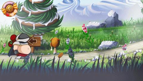 Sir Eatsalot (PSVita) : à la découverte du jeu et des développeurs