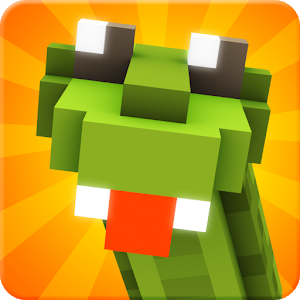 Blocky Snakes sur Android