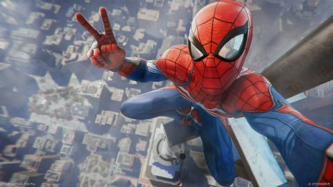 PS Store : Spider-Man lance sa toile de précommandes