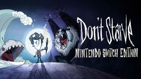 Don't Starve Nintendo Switch Edition sur Switch