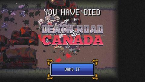 Death Road to Canada : Une date de sortie sur Switch