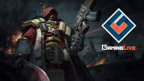 3 Gaming Live pour explorer Warhammer 40K Inquisitor Martyr