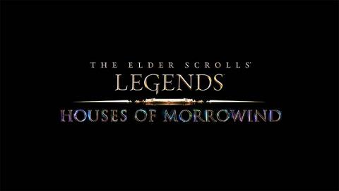 The Elder Scrolls Legends : Les Maisons de Morrowind sur iOS