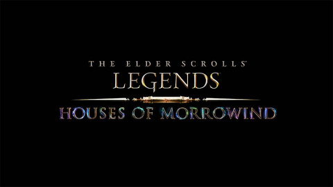 The Elder Scrolls Legends : Les Maisons de Morrowind