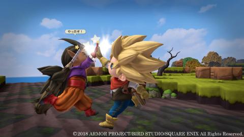 Dragon Quest Builders 2 : La Super Démo débarque sur PC