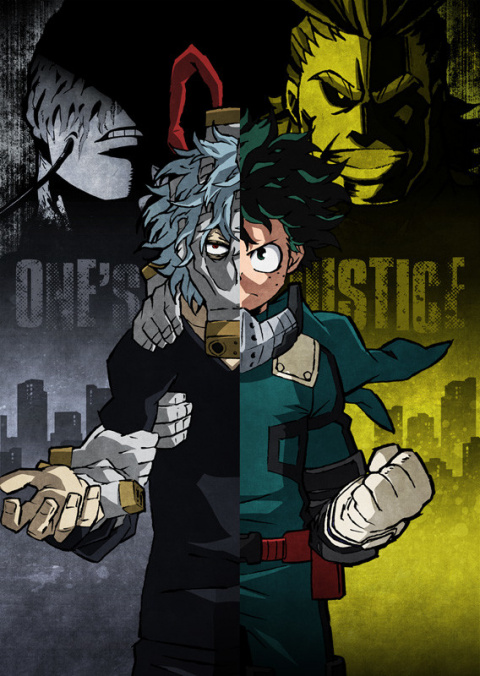 My Hero : One's Justice sur PC