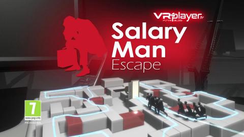 Salary Man Escape sur PS4