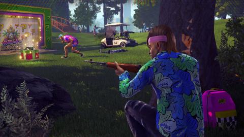 Radical Heights : Le nouveau jeu de Cliffy B est un Battle Royale