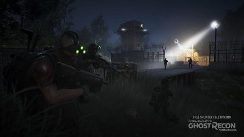 Ghost Recon Wildlands : Sam Fisher de retour en vidéo et week-end gratuit à venir