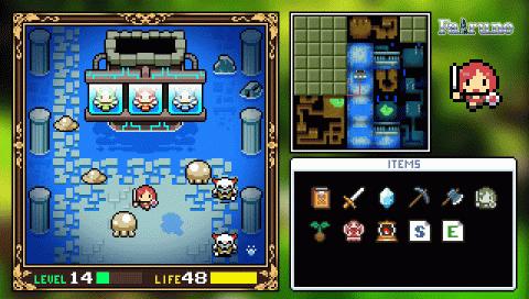 Fairune Collection annoncée sur PC et Switch par les créateurs de Kamiko