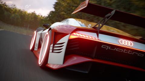 Gran Turismo Sport accueille deux concept-cars signés Audi