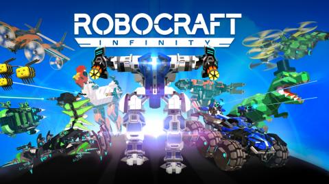 Xbox Live Gold : Robocraft Infinity débarque en ligne