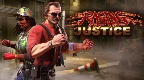 Raging Justice sur Mac