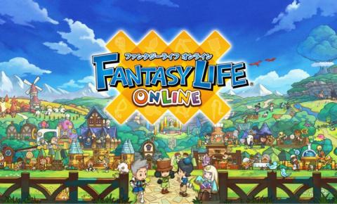 Fantasy Life Online sur iOS
