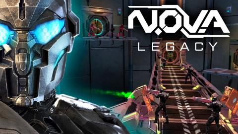 N.O.V.A. Legacy : Du old-school en compact