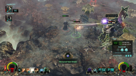 Warhammer 40,000 Inquisitor Martyr: A Hack A Slash Solid and Dedicated