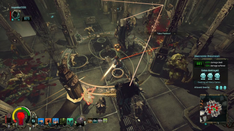 Inquisitor - Martyr : Quand Diablo fusionne avec Warhammer 40.000