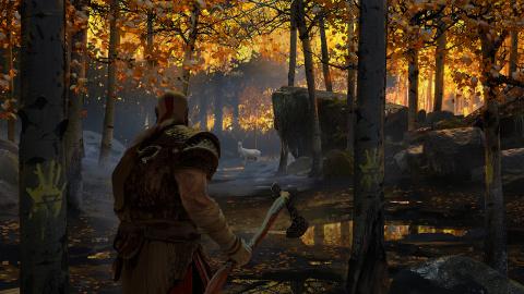 God of War : Partons explorer Midgard