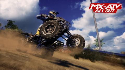 MX vs ATV All Out : un désastre quasi-intégral