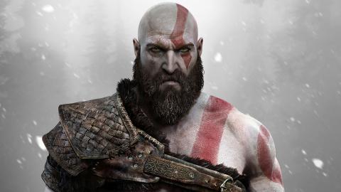God of War : Kraftos en action