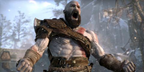 God of War : Kratos Versus Ogre