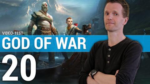 God of War : Un jeu béni des dieux