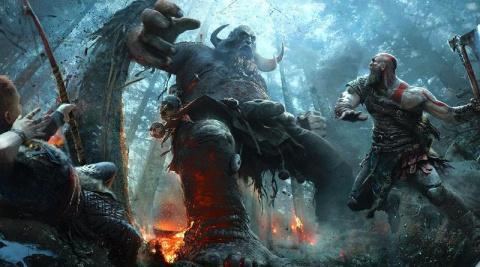 God of War : Exploration, combats et customisation en 3 Gaming Live