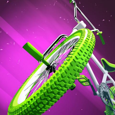 Touchgrind BMX 2 sur iOS