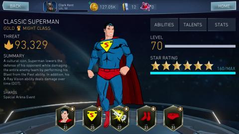 Classic Superman s'invite dans la version mobile d'Injustice 2