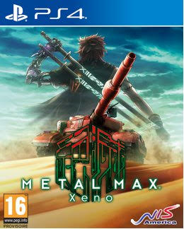 Metal Max Xeno sur PS4