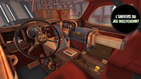 L'univers du jeu indépendant : I Expect You To Die, un jeu VR incontournable !