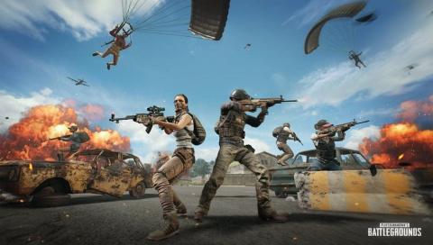 Le mode temporaire War se lance ce weekend — PUBG