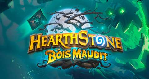 HearthStone : Le Bois Maudit sur iOS