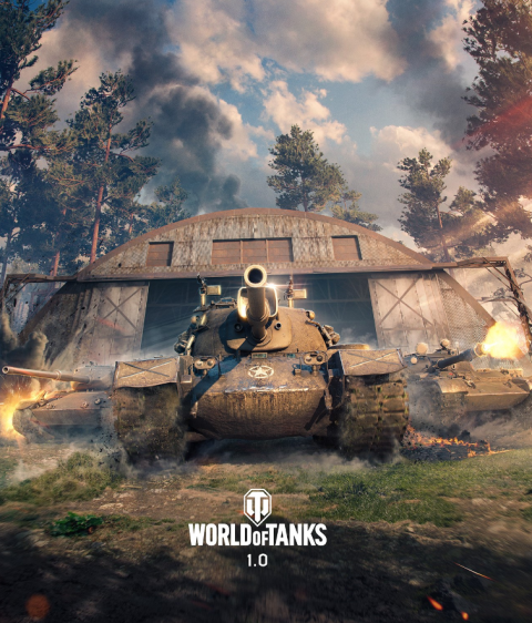 World of Tanks sur PC