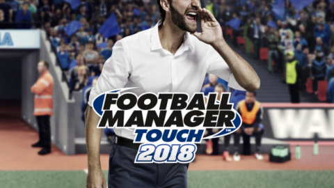 Football Manager Touch 2018 sur iOS