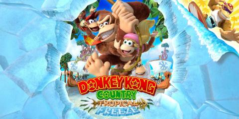 Donkey Kong Country : Tropical Freeze - De la couleur et de la variation