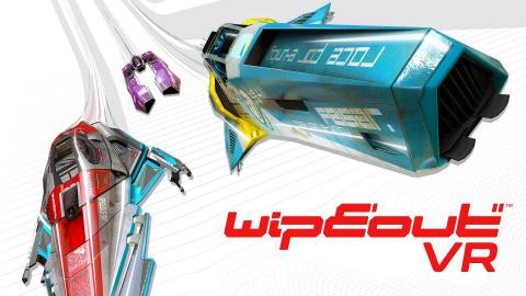 WipEout Omega Collection VR : Le jeu inventé pour la VR sur PS4