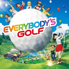 Everybody's Golf sur PS4