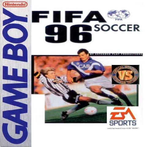 FIFA Soccer 96 sur GB