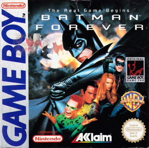 Batman Forever sur GB