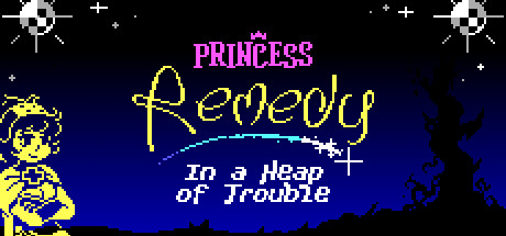 Princess Remedy 2 : In A Heap of Trouble